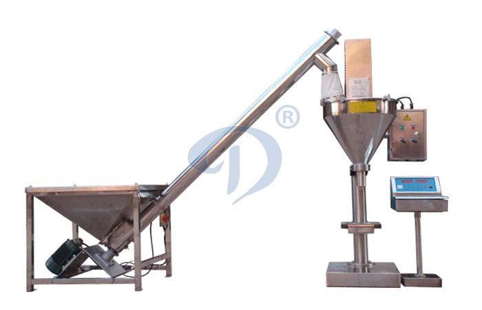 cassava flour packing machine