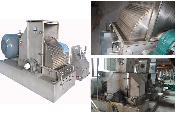 New style cassava mill machine