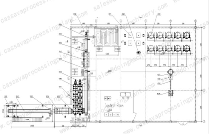 Garri processing plant layout_News