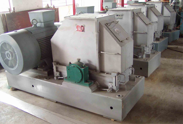 cassava crushing machine