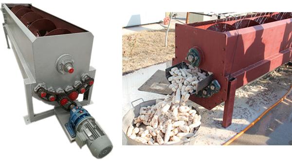 How to process cassava into flour
