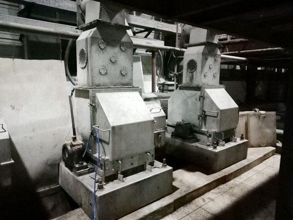 cassava crusher