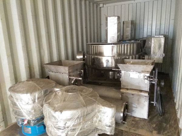 garri production plant