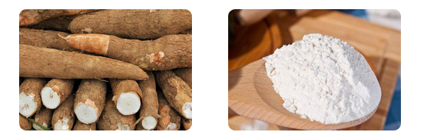 what is the use of cassava flour