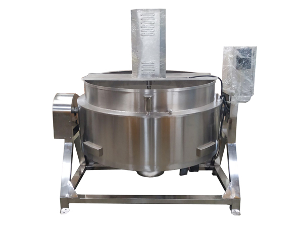 Garri frying machine