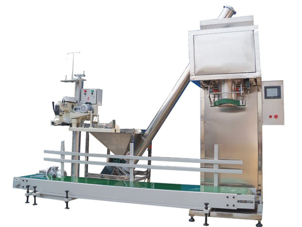 Garri packaging machine